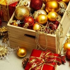 Новогодние товары оптом