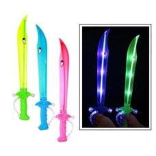 Светящиеся музыкальные мечи оптом