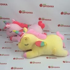 Мягкая игрушка Спящий Единорог 50 см оптом