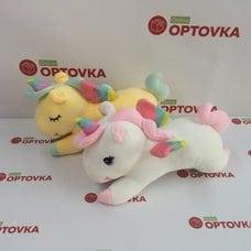 Мягкая игрушка Спящий Единорог 25 см оптом
