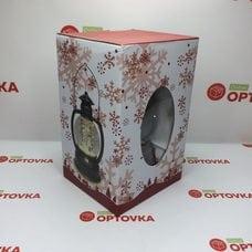 Рождественский фонарь Снежный шар Дед Мороз оптом